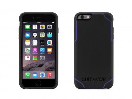 Griffin Survivor Journey for iPhone 6 Plus / 6s Plus - Black/Blue