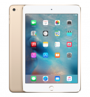 iPad mini 4 Wi-Fi Cell 128GB - Gold