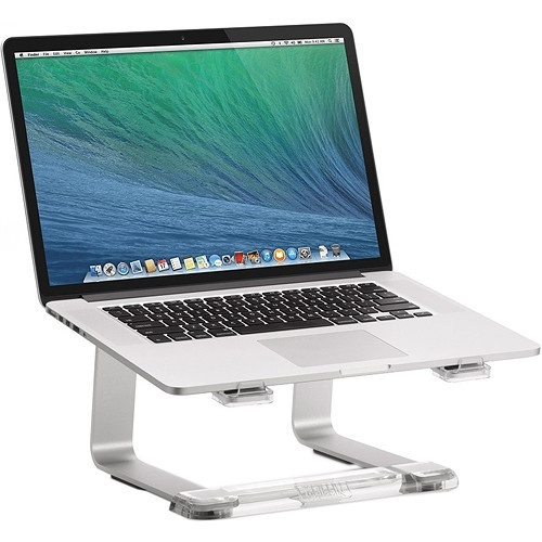 Griffin Elevator Desktop Stand for Laptops - Classic Aluminium