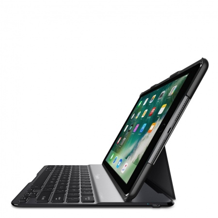 Belkin QODE Ultimate Lite Keyboard Case for iPad 9.7inch 6th Generation (2018) - Black