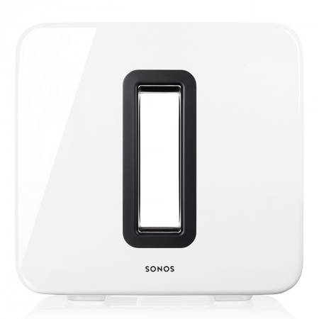 Sonos SUB GLOSS Wireless Subwoofer White
