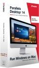 Parallels Desktop 14 Retail Box 1yr EU