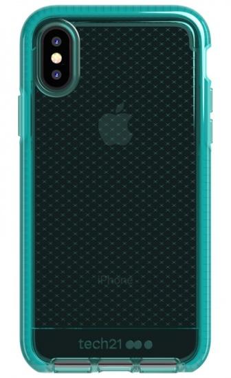 Tech21 Evo Check Kenley for iPhone X/XS - Vert