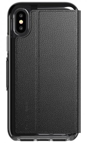 Tech21 Evo Wallet Kenley for iPhone X/XS - Black