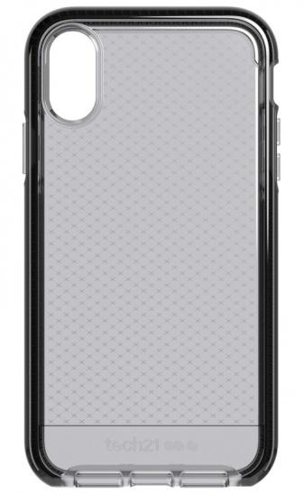 Tech21 Evo Check for iPhone XR - Smokey/Black