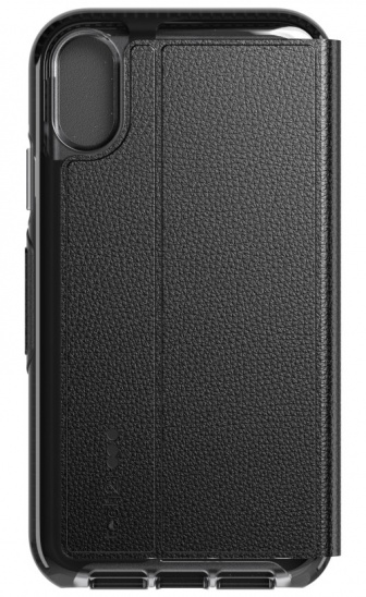 Tech21 Evo Wallet for iPhone XR  - Black