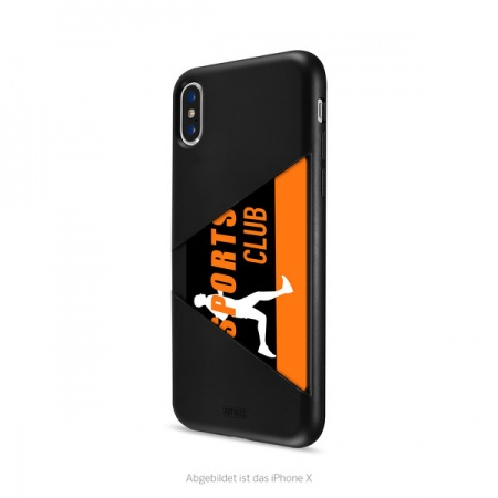Artwizz TPU Card Case for iPhone XR