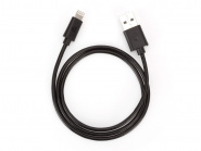 Griffin 1m Charge/Sync Cable, Lightning - Black