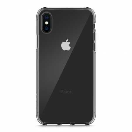 Belkin SheerForce InvisiGlass Protective Case for iPhone X