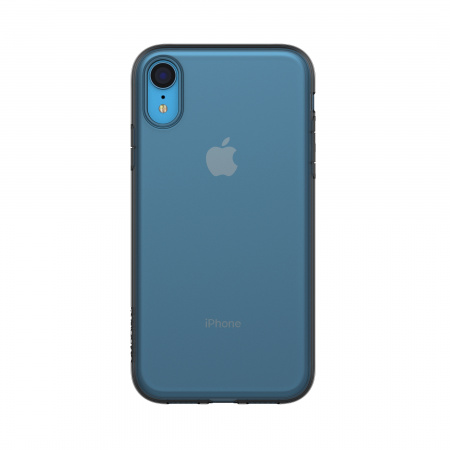 Incase Protective Clear Cover for iPhone XR - Black