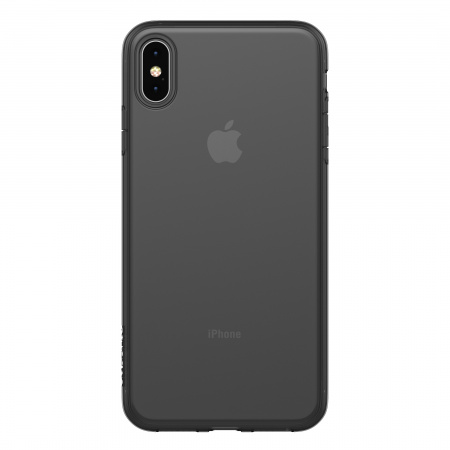 Incase Protective Clear Cover for iPhone XS Max - Black