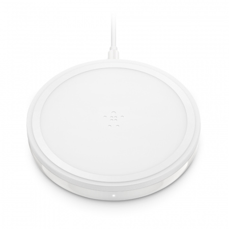 Belkin BOOST UP Bold Wireless Charging Pad 10W for Apple, Samsung, LG and Sony