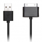 Griffin 1m Charge/Sync Cable 30-Pin Dock Connector - Blackæ