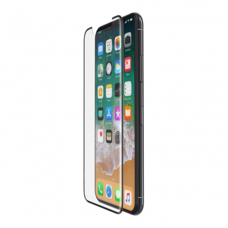 Belkin ScreenForce TemperedCurve Screen Protection for iPhone XS / X