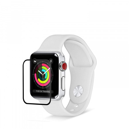Artwizz CurvedDisplay for Apple Watch 42mm (Glass Protection)