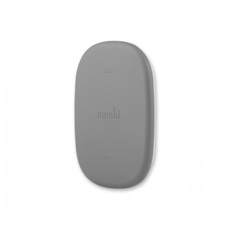 Moshi SnapTo Magnetic Wall Mount - Stone Gray
