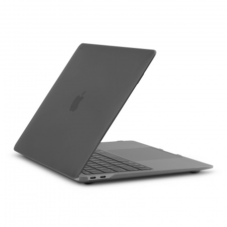 Moshi iGlaze Hardshell Case for 13inch MacBook Air - Stealth Black