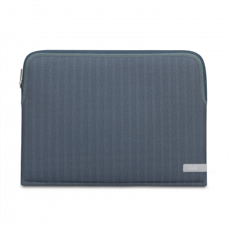 Moshi Pluma Laptop Sleeve for MacBook 13 - Denim Blue