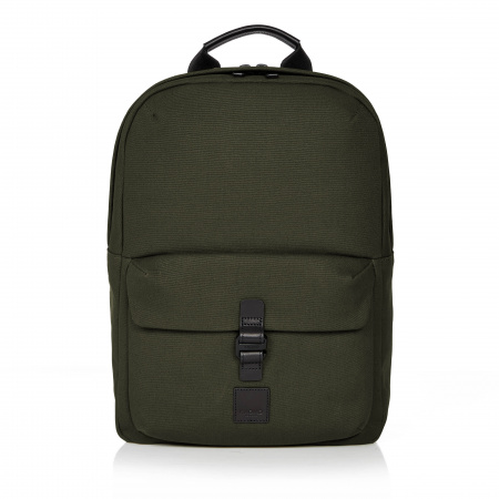 Knomo CHRISTOWE Zip Backpack 15inch - Forest Green
