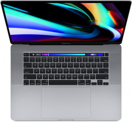 MacBook Pro 16 Touch Bar/8-core i9 2.3GHz/16GB/1TB SSD/Radeon Pro 5500M w 4GB - Space Grey - ROM KB