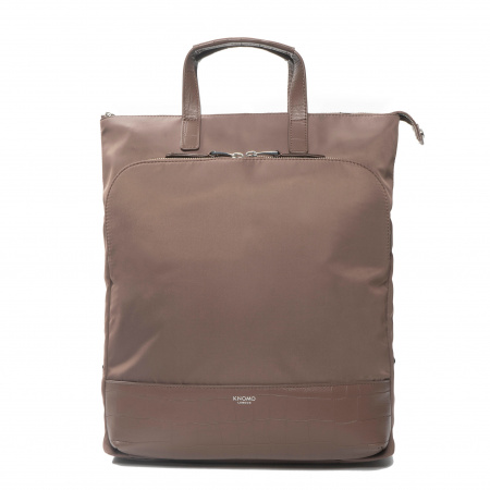 Knomo HAREWOOD Tote Backpack 15inch - Fig