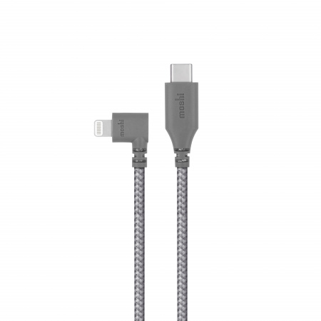 Moshi Integraª USB-C to Lightning Cable with 90-degree Connector (1.5 m)