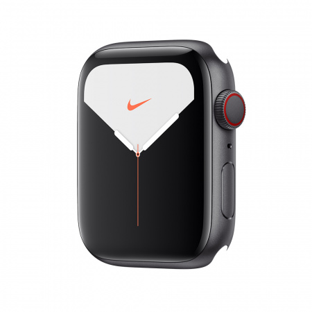 Apple Watch Nike Series 5 GPS + Cellular, 44mm Space Grey Aluminium Case Only (DEMO)