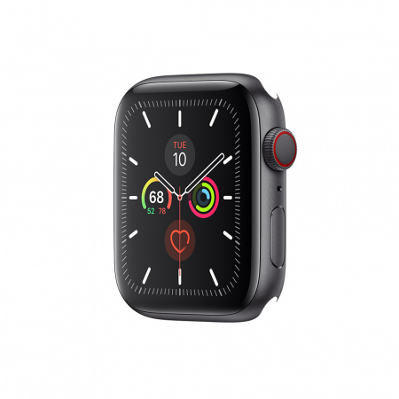 Apple Watch Series 5 GPS + Cellular, 40mm Space Grey Aluminium Case Only (DEMO)