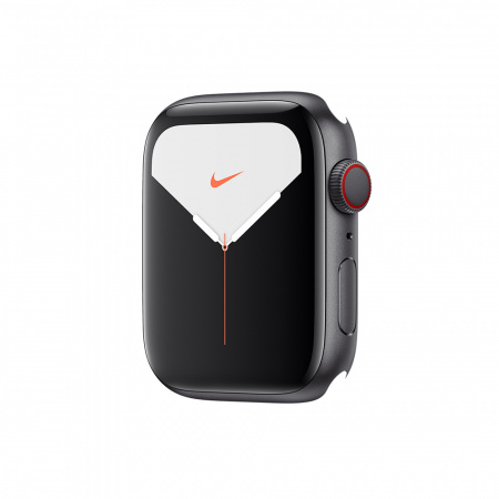 Apple Watch Nike Series 5 GPS + Cellular, 40mm Space Grey Aluminium Case Only (DEMO)
