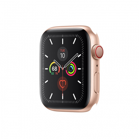 Apple Watch Series 5 GPS + Cellular, 40mm Gold Aluminium Case Only (DEMO)
