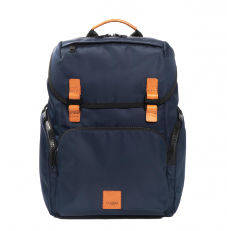 Knomo THURLOE Backpack 15-inch Nylon w Semi Veg Trim - DARK NAVY (Male)