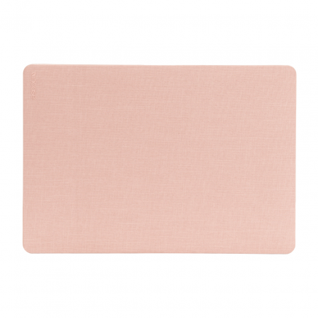 Incase Textured Hardshell in Woolenex for 13inch MBPro - Thunderbolt 3 (USB-C) - Blush Pink