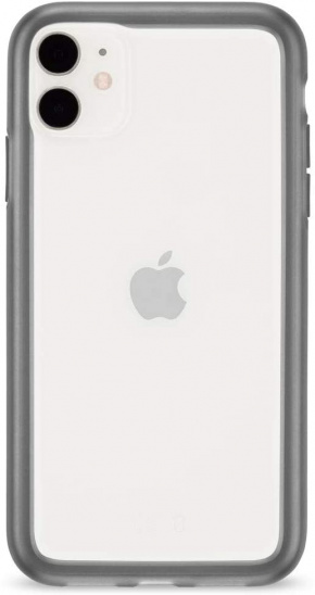 Artwizz Bumper + SecondBack for iPhone 11 - black