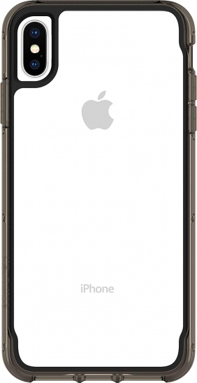Griffin Survivor Clear for iPhone XS Max - Clear/Black