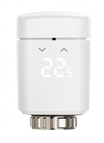 EVE THERMO Smart Radiator Valve, Apple HomeKit (Chipset 2020)
