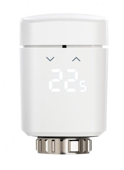 EVE THERMO Smart Radiator Valve, Apple HomeKit (Chipset 2020)
