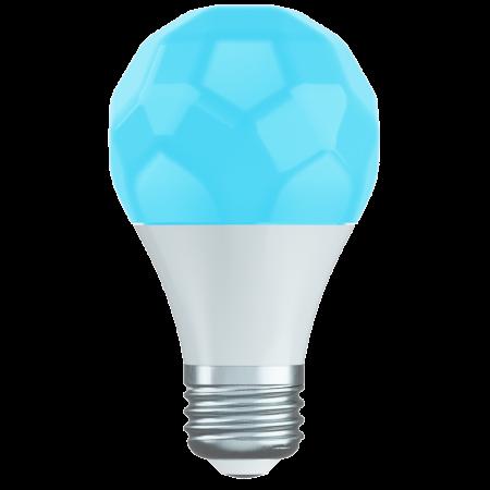 Nanoleaf Essentials Smart A19 Bulb 800Lm White 2700K-6500K 120V-240V B22
