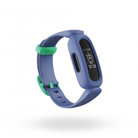 Fitbit Ace 3 Kids Cosmic Blue Astro Green