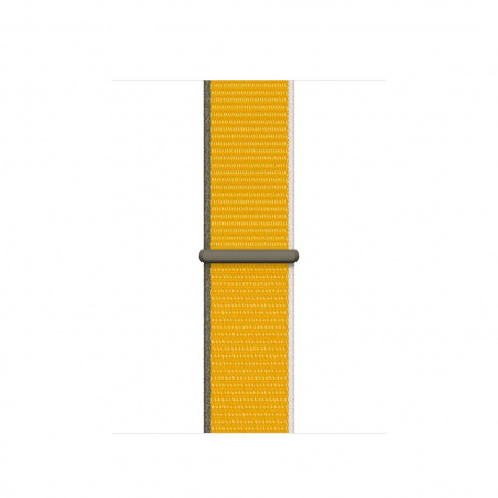 Apple Watch 40mm Band: Sunflower Sport Loop (DEMO) (Seasonal Spring2021)