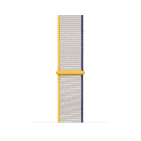 Apple Watch 44mm Band: Sea Salt Sport Loop (Seasonal Spring2021)