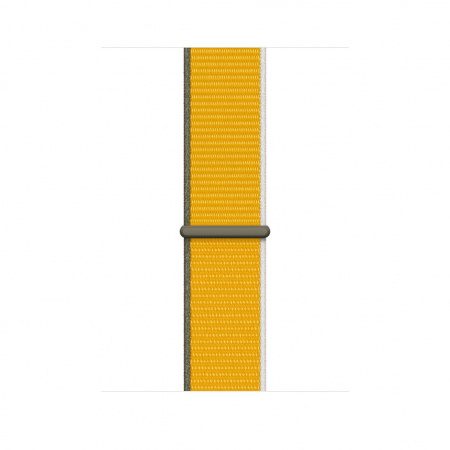 Apple Watch 44mm Band: Sunflower Sport Loop (Seasonal Spring2021)