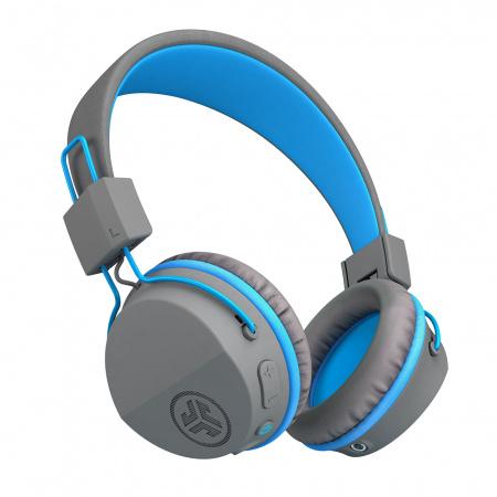 JLAB JBuddies Studio Kids Wireless (2020) - Graphite / Blue