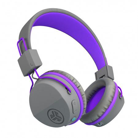 JLAB JBuddies Studio Kids Wireless (2020) - Graphite / Purple