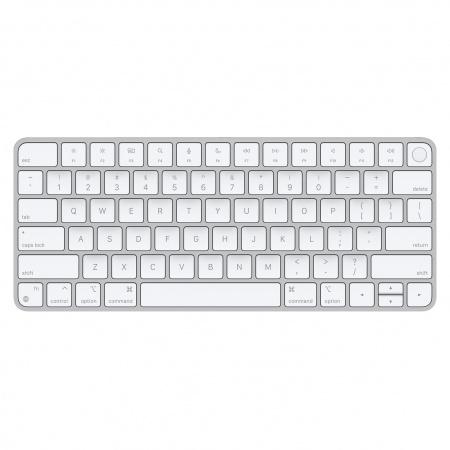 Apple Magic Keyboard (2021) with Touch ID - International English