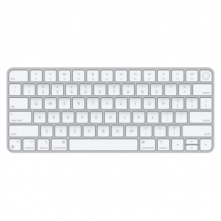 Apple Magic Keyboard (2021) with Touch ID - Czech