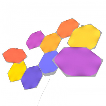 Nanoleaf Shapes Hexagons Starter Kit - 9 Panels