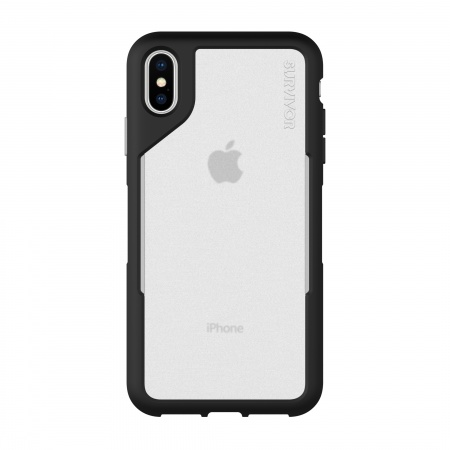 Griffin Survivor Endurance for iPhone XS Max - Black/Gray