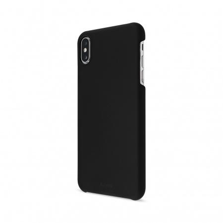 Artwizz Rubber Clip for iPhone XS Max - black