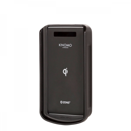 Knomo DROPGO Wireless 4500mAh power bank - Black