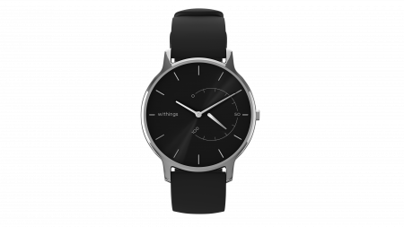 Withings Move Timeless Chic- Black / Silver